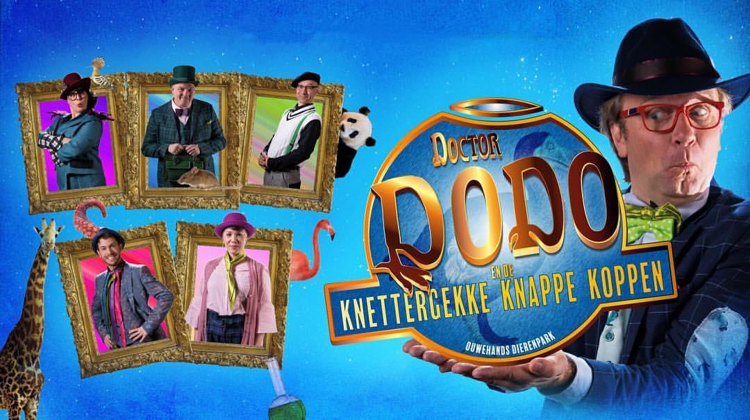 Doctor Dodo en de Knettergekke Knappe Koppen