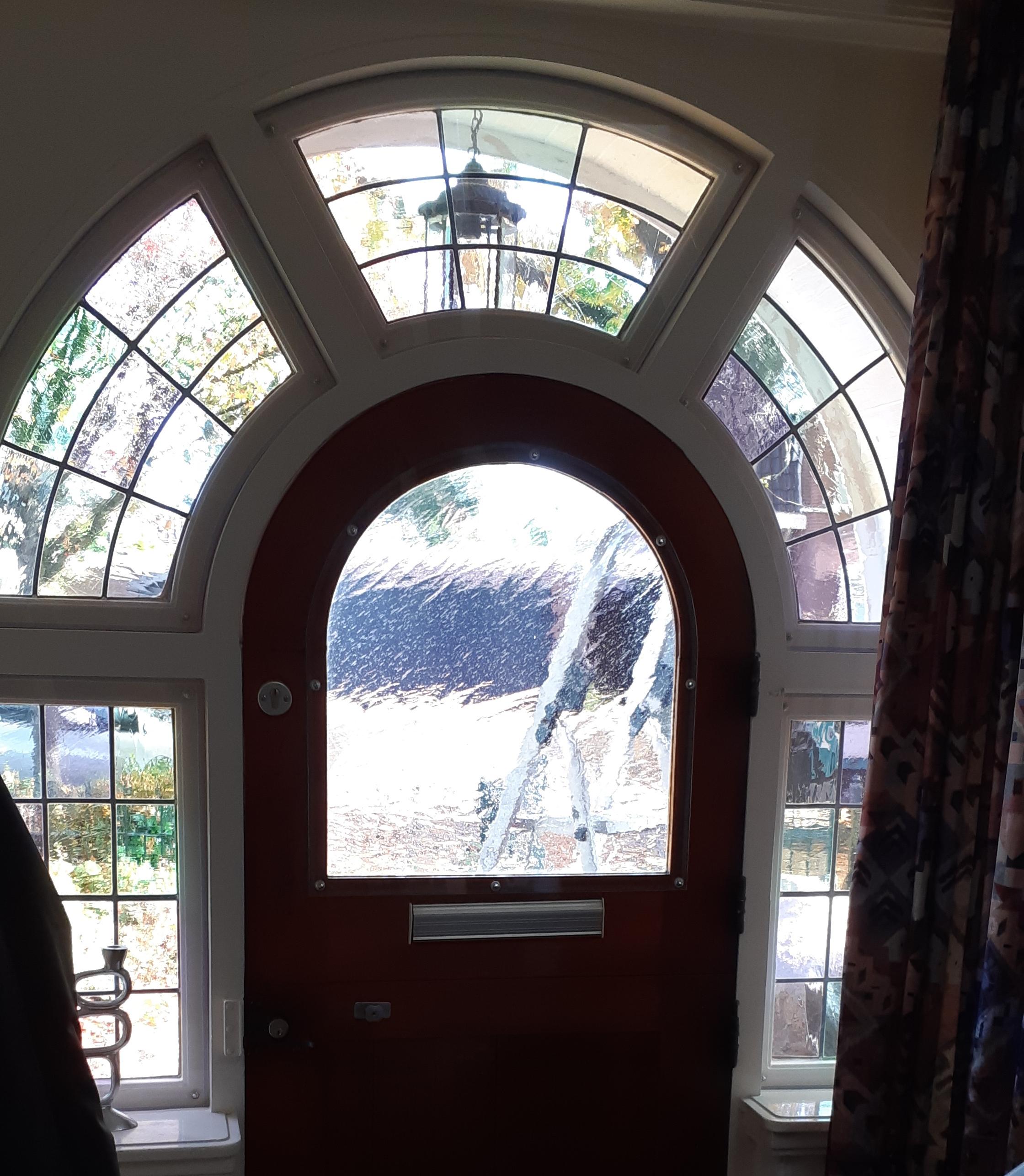 raam glas-in-lood