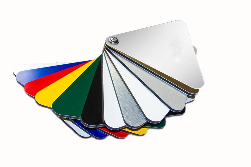 aluminium composiet platen