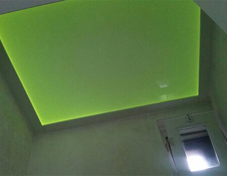 Verlicht plafond2